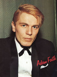 Adam Faith With John Barry And His Orchestra Lonesome