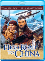 High Road To China - Blu-Ray