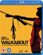 Walkabout Blu-ray John Barry