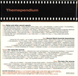 John Barry 0- Themependium track list - click to enlarge