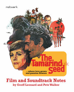 The Tamarind Seed - |DVD - Blu Ray