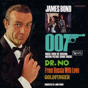 James Bond 007 Music from the Original Motion Picture Sound Tracks