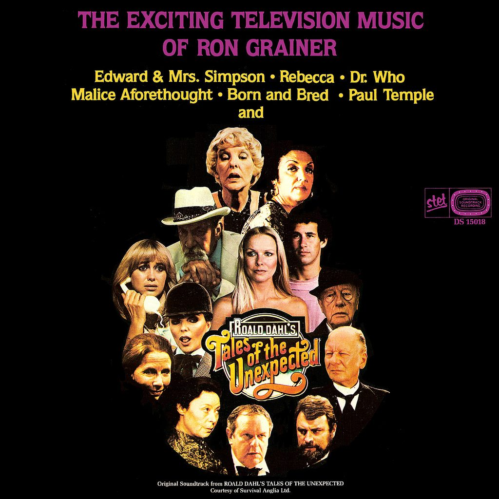The Exciting Television Music of Ron Grainer