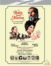 Robin and Marian Blu-Ray Region B