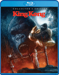 king kong bluray regionA s