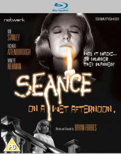 seance on a wet afternoon blu ray s