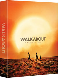 Walkabout 4K Second Sight Films bluray release