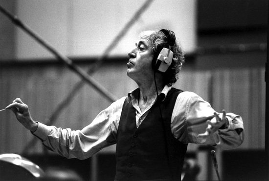 Image result for john barry conducting