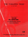 T-Shapee Twist - L-Shaped Room - sheet music - John Barry