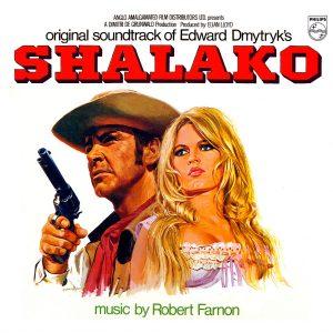 Shalako LP - Robert Farnon